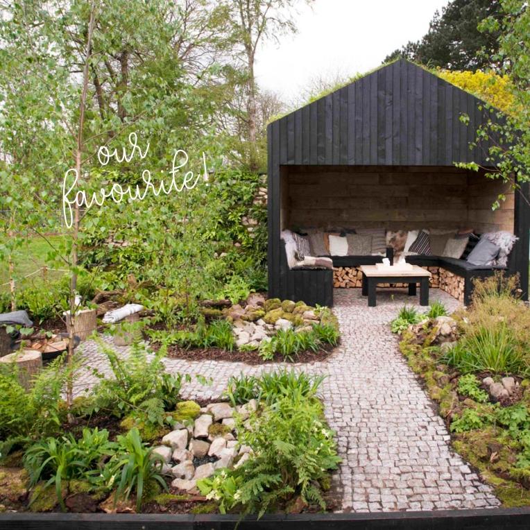 garden shed RHS-Cardiff