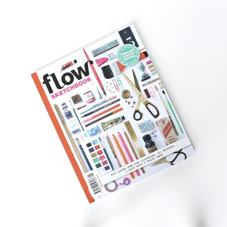 flow sketchbook